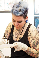 Tattoo Convention 2015 Zaragoza