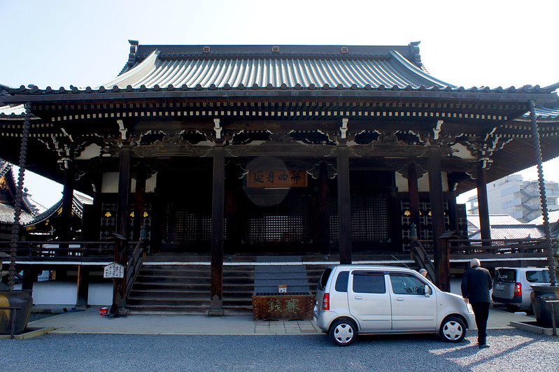 本堂/妙傳寺(Myoden-ji Temple / Kyoto City) 2015/03/17 04792