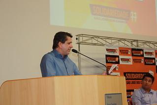 Evento Regional do Solidariedade em São José dos Campos