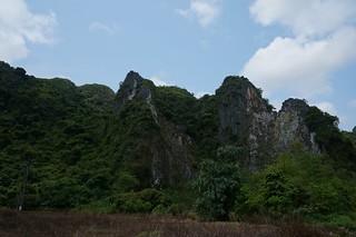 Love the tall cliffs