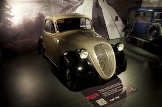 Fiat 500 (Topolino)