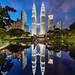 The Jewels of Kuala Lumpur by DanielKHC