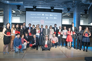 2015 Premios Internet