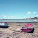 Red boat, Bosham by Skink74