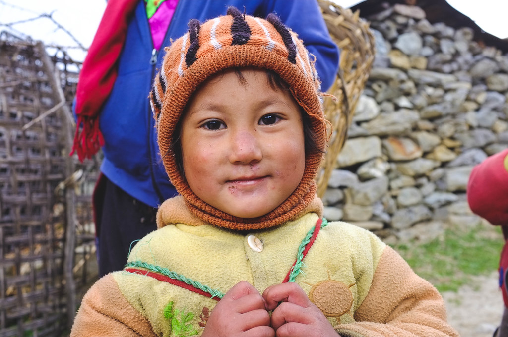 Gatlang, Tamang Heritage Trail, Nepal