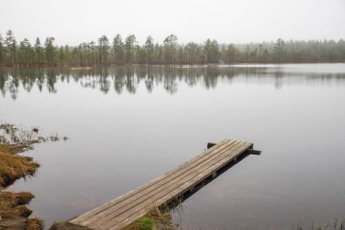 lake suomi finland pier nationalpark hike kansallispuisto järvi laituri vaellus southernostrobothnia isojoki lauhanvuori