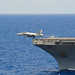 USS Ronald Reagan conducts flight operations. by Official U.S. Navy Imagery