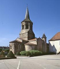 Marcillat-en-Combraille (Allier)