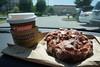 Dunkin' Donuts - Apple Fritter - Yummy !!