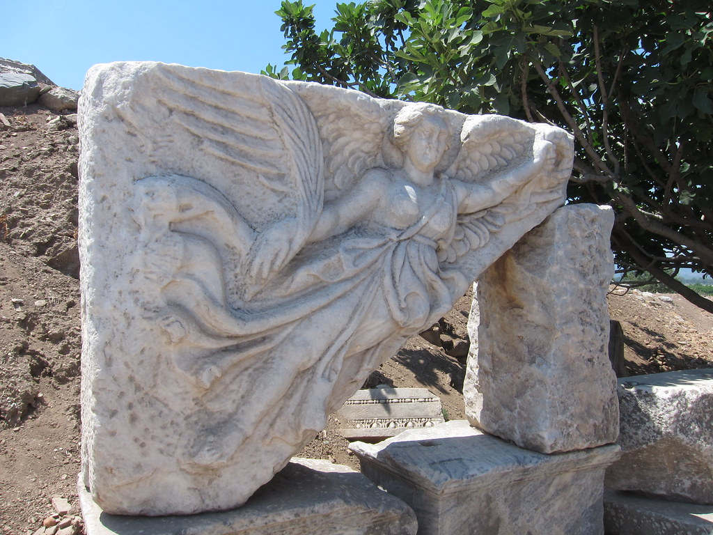 Efes勝利女神Nike