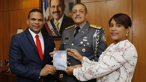 Director general PN llama a transitar con responsabilidad y respetar las leyes de tránsito