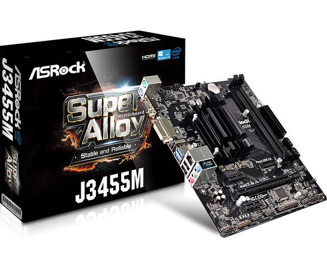 ASRock Intel Apollo Lake