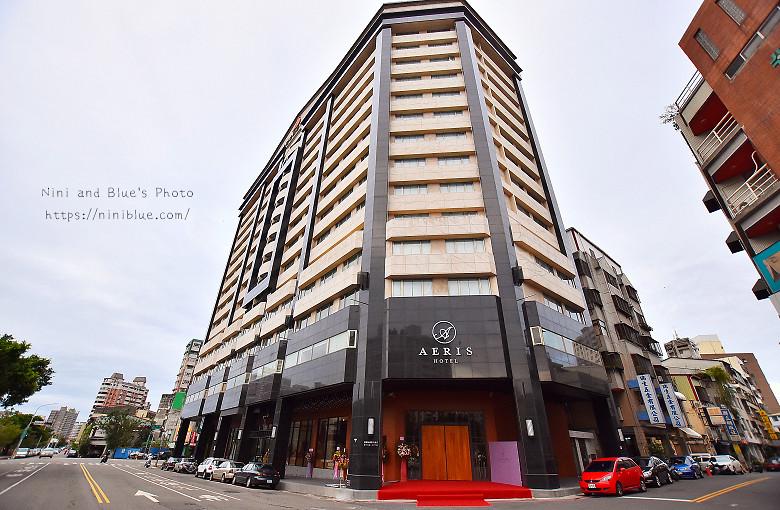 台中住宿愛麗絲飯店 Aeris  Hotel35