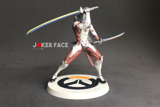 Mô hình Genji (white ver) - OverWatch