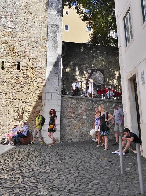19.09.2016 - Lisbonne, castelo de Sao Jorge (3)