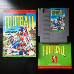 NES Play Action Football for NES.  #nes #nintendo #nesplayactionfootball #football #videogames #retrogaming