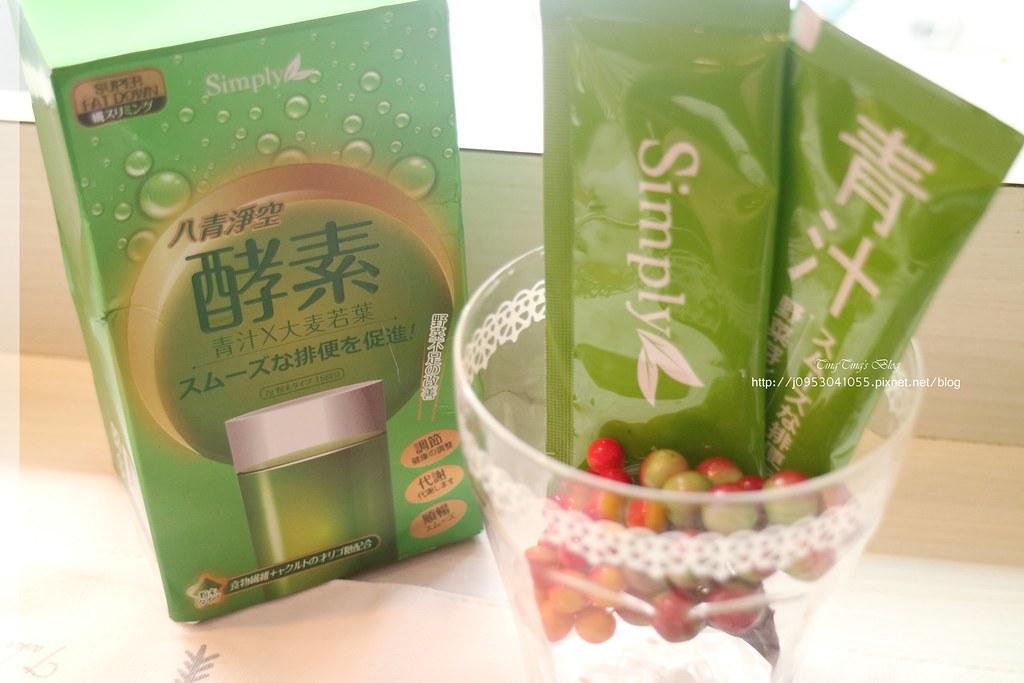 青汁酵素Simply八青淨空酵素粉 (4)