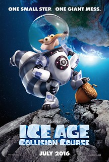 冰原歷險記5-笑星撞地球 │ Ice Age-Collision Course (2016)