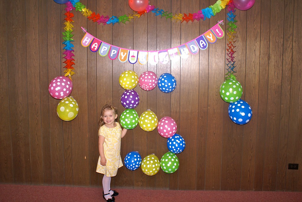 Vivianne's 5th Birthday Party