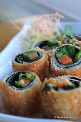 Sushi at Osaka