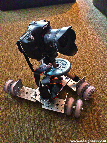 Rotation with the Video Dolly