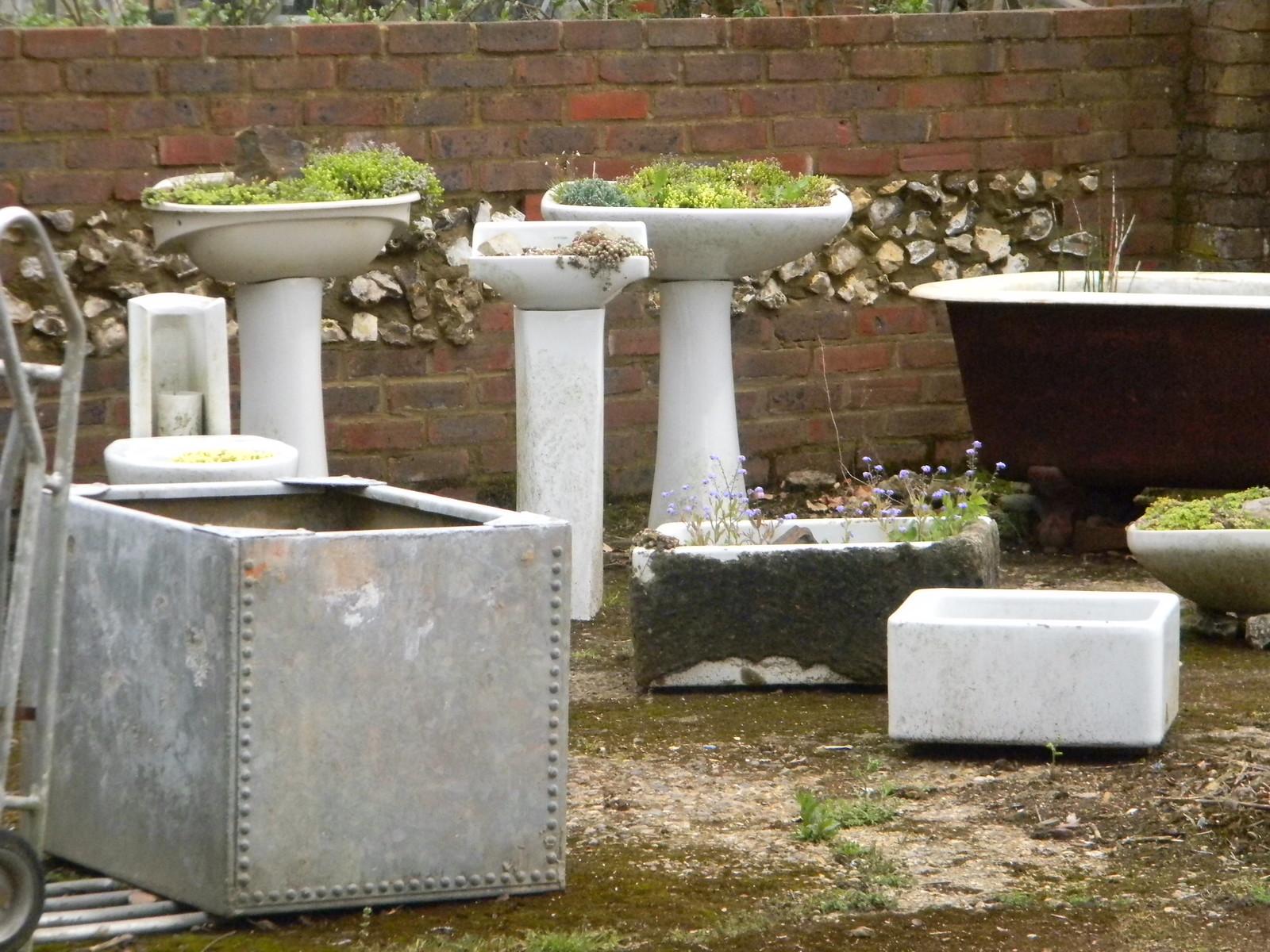Sink gardens Wendover Circular via Lee