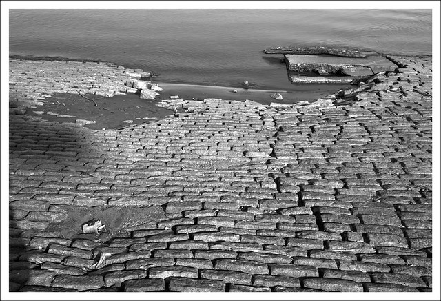 Cobblestones On The Levee