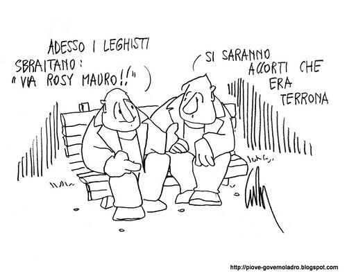 Chi di Lega ferisce... by Livio Bonino