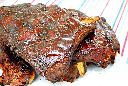 Honey BBQ Beef Ribs