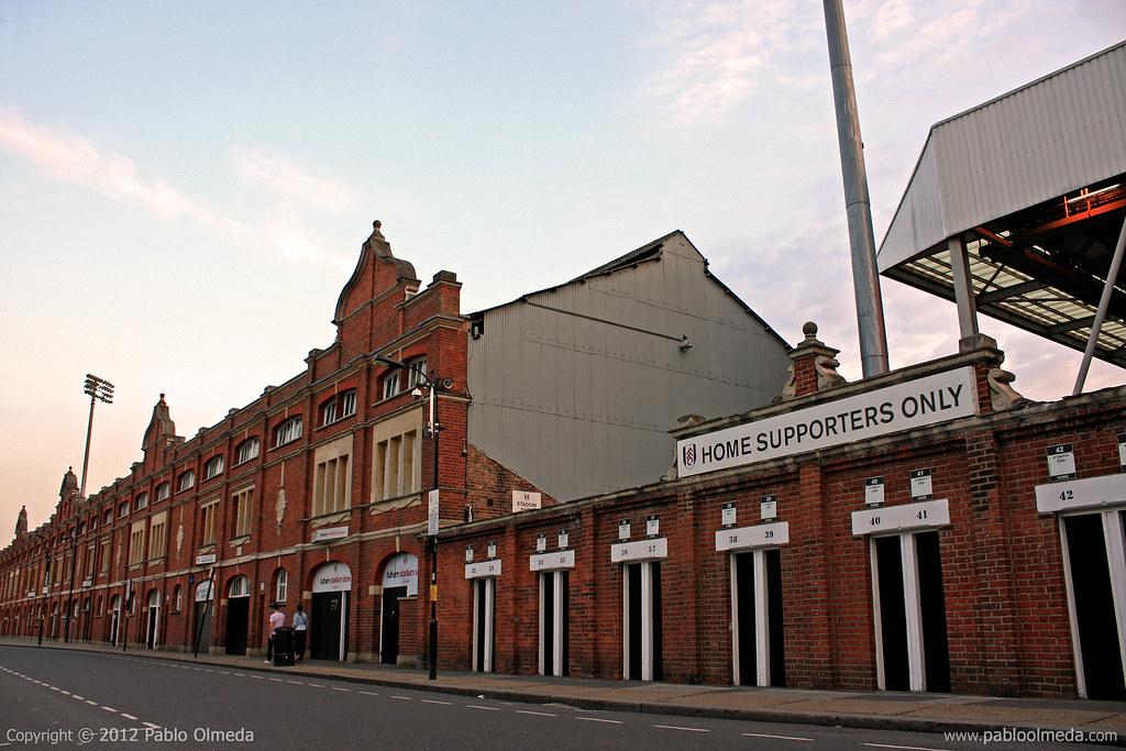 Un estadio con mucha historia