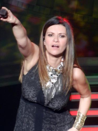 Laura Pausini 11 - Bercy - Avril 2012
