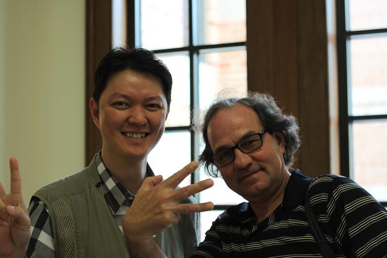 Volunteer Photographers -  Shaulin Hon and Mark Peterson
