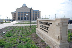 Rockwall Co Courthouse