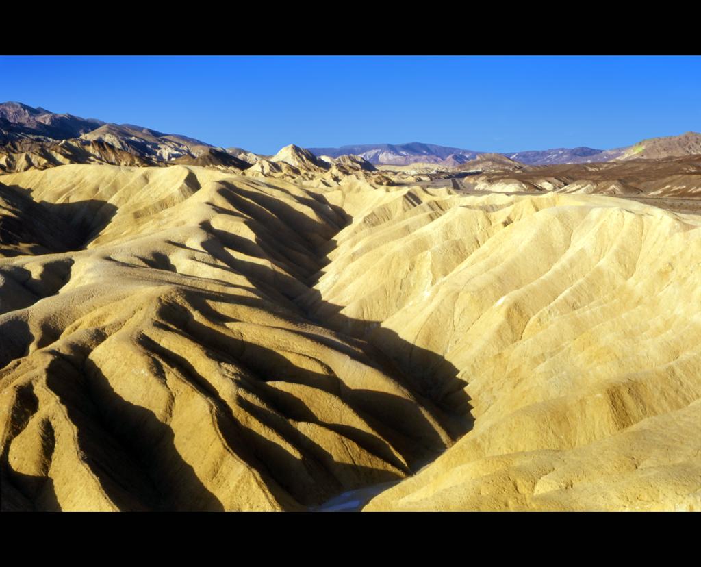 Elevation Of Death Valley National Park Furnace Creek Ca