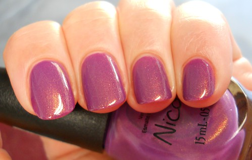 Nicole by OPI Purple Yourself Together