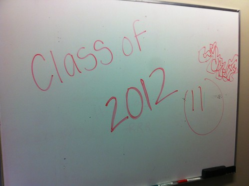 Senior Prank 2012