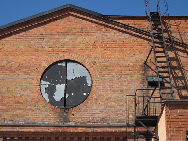 The globe window