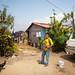 _Ritratto rurale_ un giovane ed il suo gallo da combattimento 2011 Chiapas-Messico