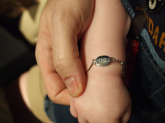 Alan's bracelet