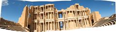 Sabratha, Theatre of the Roman City, Libya 2006
