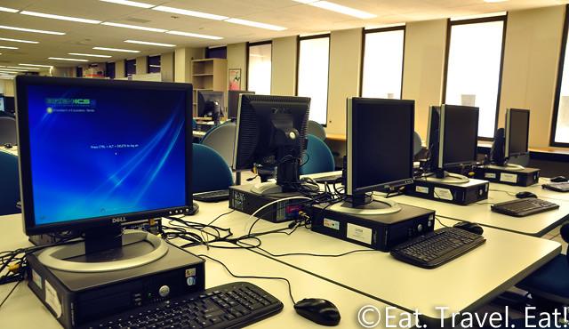UC Irvine- Irvine, CA: Computer Science Lab