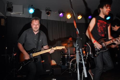 Steve Adamyk Band at Mavericks