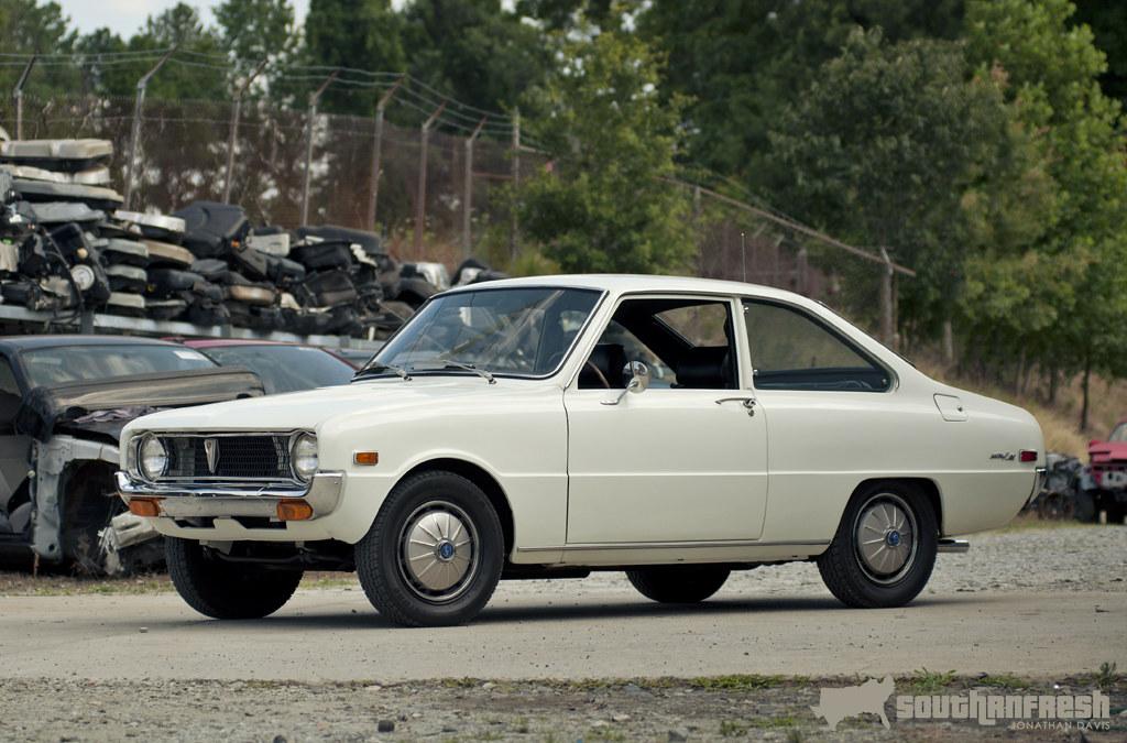 1971 Mazda R100 Full Restoration Rx7club Com Mazda