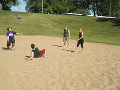 Summer Sand Volleyball 2012