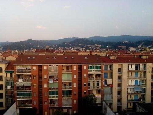 Torino dalla mansarda by durishti