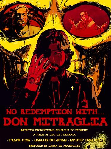 DON MITRAGLIA by Antonello Becciu