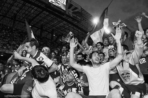Ascenso Deportivo Primera Divisón. Fotografías Carmen Martínez Torrón.
