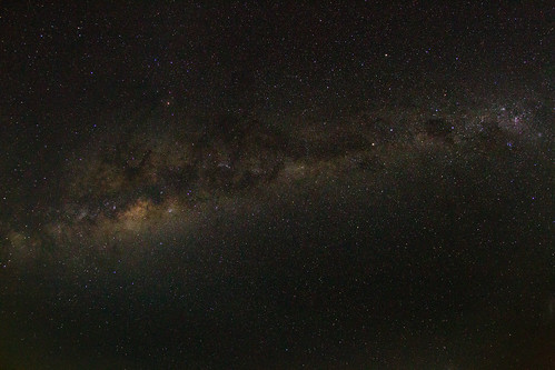Milky Way Wide-angle