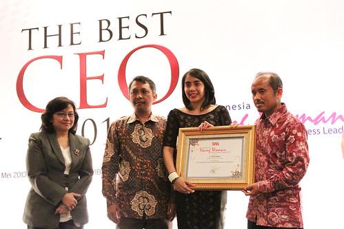 Indonesia Young Women Future Leader 2013: Kuntum Bainina Adelia.