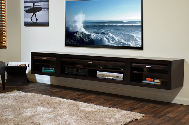 wall mounted media stand eco geo entertainment center espresso flickr photo sharing. Black Bedroom Furniture Sets. Home Design Ideas